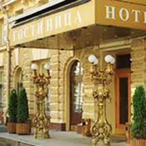 Гостиницы Крапивной