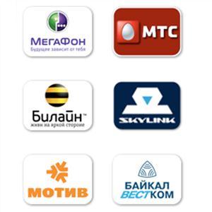 Операторы сотовой связи Крапивной