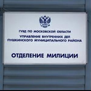 Отделения полиции Крапивной